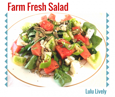 Farm Fresh Salad